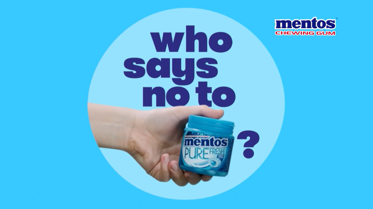 Mentos TVC Tag-On