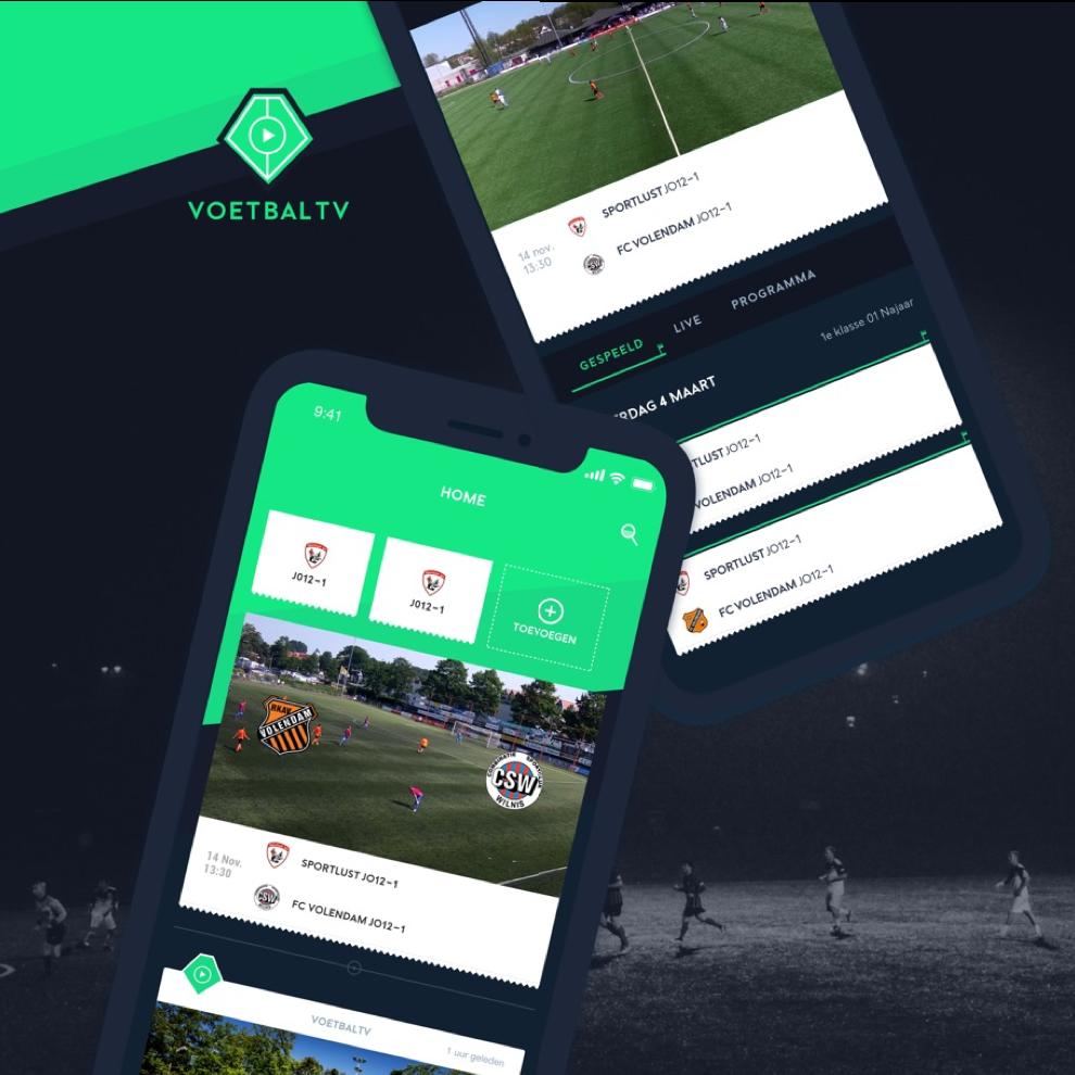 Beveiligd: VoetbalTV